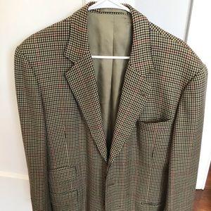 Cashmere Tweed Blazer
